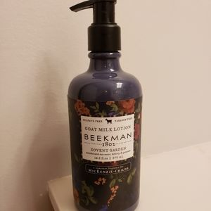 BEEKMAN 1802 &MACKENZIE CHILDS GOAT MILK LOTION